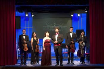 Opera Concert at Santa Chiara Palace in Rome