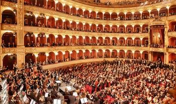 Rome Opera theatre in Italy