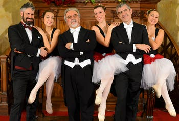 The Three Tenors, A Night at The Opera in Rome